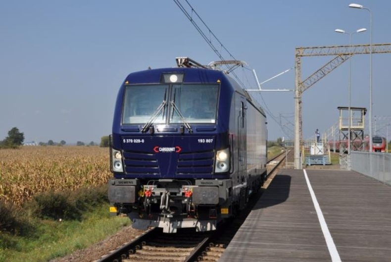 CARGOUNIT with new financing from Siemens Financial Services for the purchase of 5 Vectron multi-system locomotives