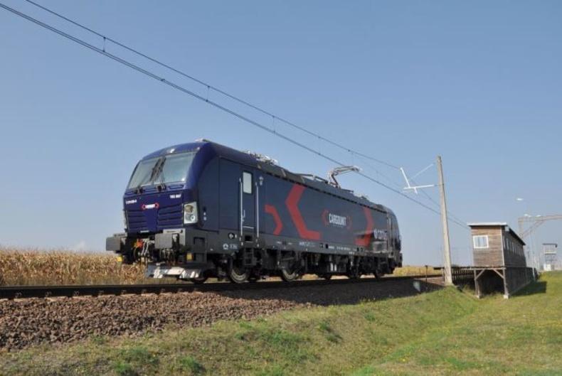 Nowa wielosystemowa lokomotywa Vectron we flocie Cargounit