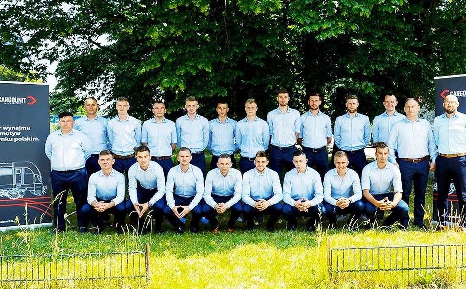 Mistrzostwa Europy UEFA Regions CUP 2019 z CARGOUNIT