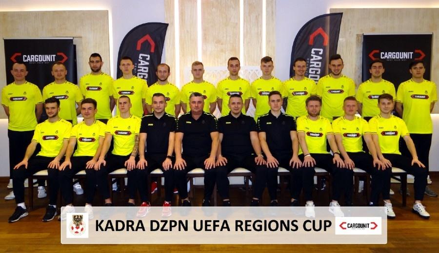 CARGOUNIT SPONSOREM DOLNOŚLĄSKIEJ KADRY UEFA REGION'S CUP NA KOLEJNY ROK