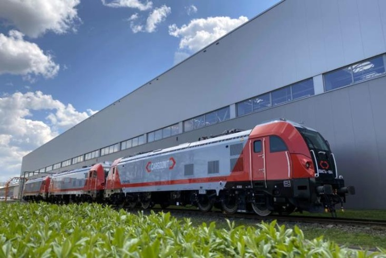 CARGOUNIT bought three more modern Dragon2 locomotives.