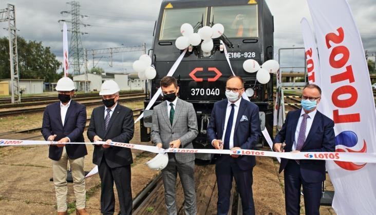 The first TRAXX MS2e locomotive acquired by CARGOUNIT started its operations in Lotos Kolej, which decided to modernize its fleet of locomotives in cooperation with CARGOUNIT.