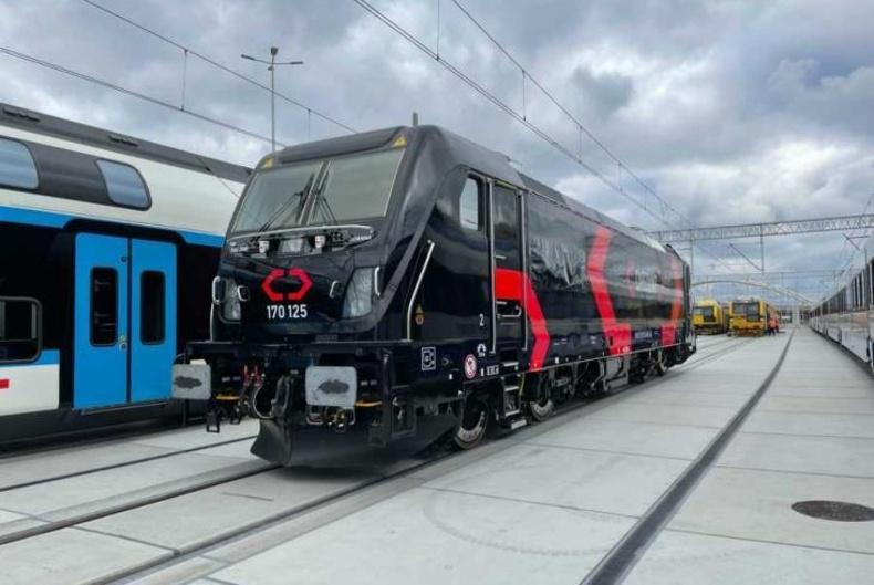 Cargounit odbiera nowe lokomotywy Alstom Traxx DC3